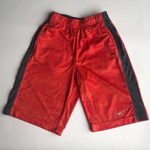 EUC Boys Nike basketball shorts